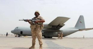 قوات إماراتية في اليمن