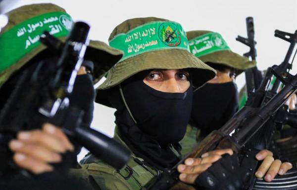 صورة استشهاد 6 مقاومين في عملية استخبارية بغزة