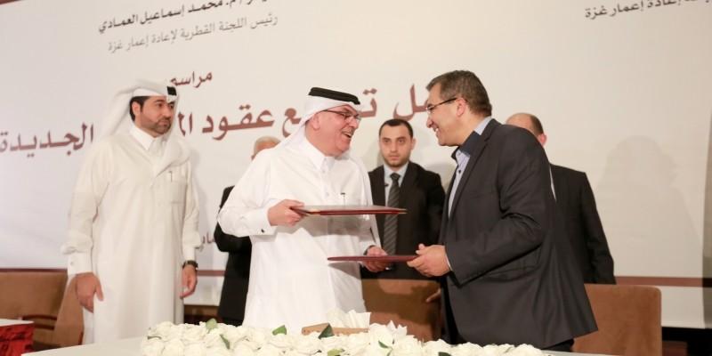 Photo of مشاريع دعم قطرية جديدة لغزة ب5 ملايين دولار