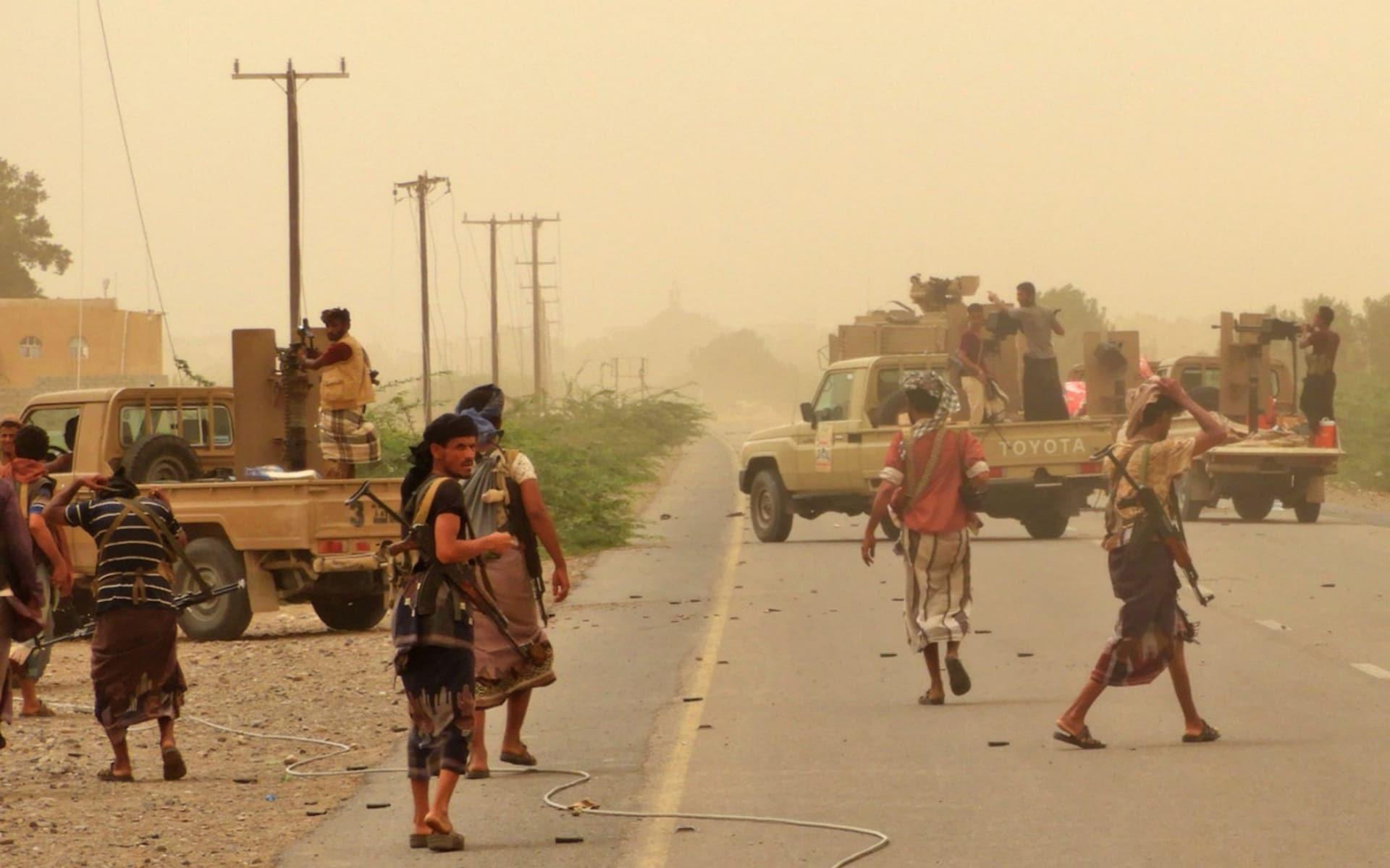 صورة قلق أوروبي من أوضاع اليمن ومعركة الحديدة
