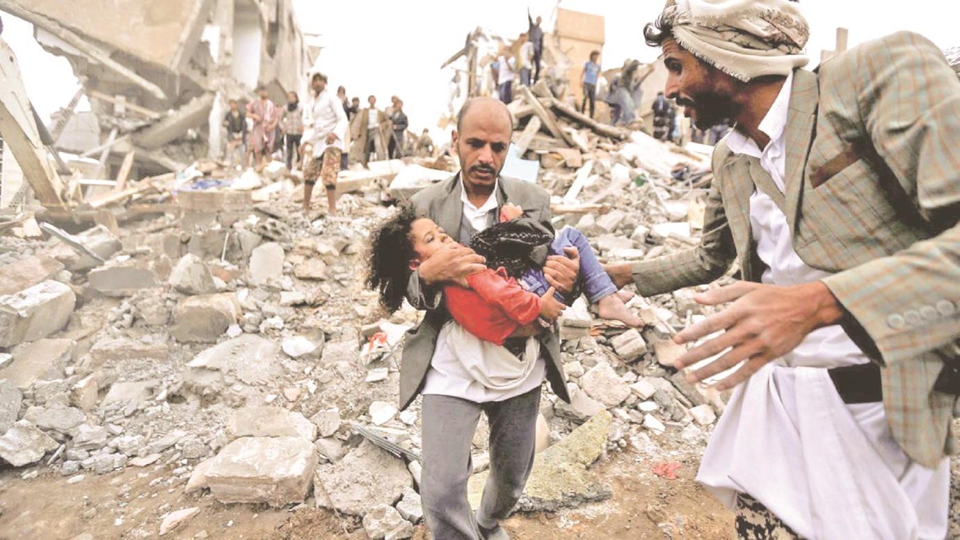 الانتهاكات في اليمن