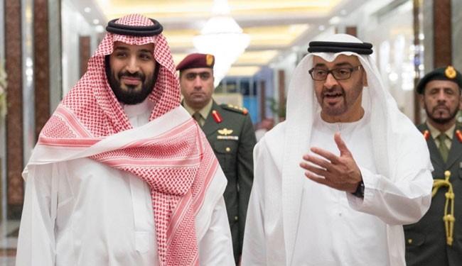 محمد بن سلمان و محمد بن زاید