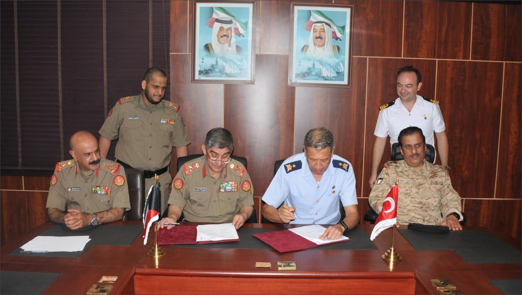 صورة الكويت وتركيا توقعان اتفاقية تعاون عسكري لعام 2019