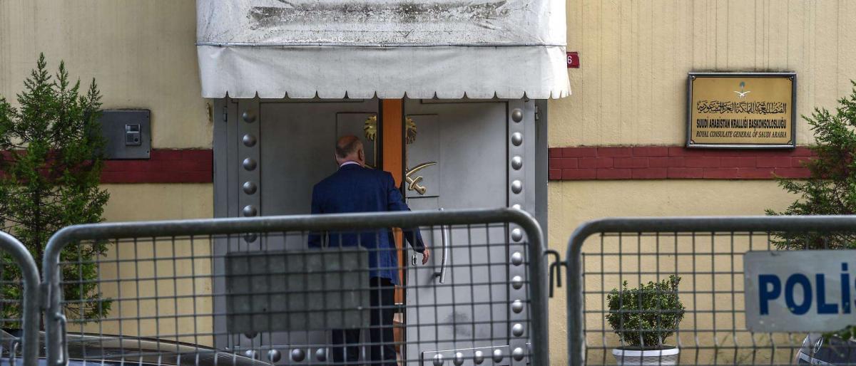 Photo of الشرطة التركية ترجح اغتيال خاشقجي داخل القنصلية