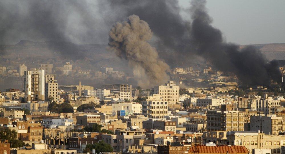 صورة وقف مؤقت للعمليات العسكرية في مدينة الحديدة اليمنية