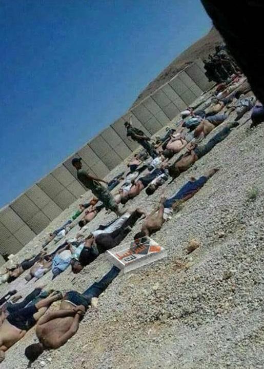 تعذيب معتقلين تحت اشعة الشمس الحارقة في سجون الإمارات السرية في اليمن