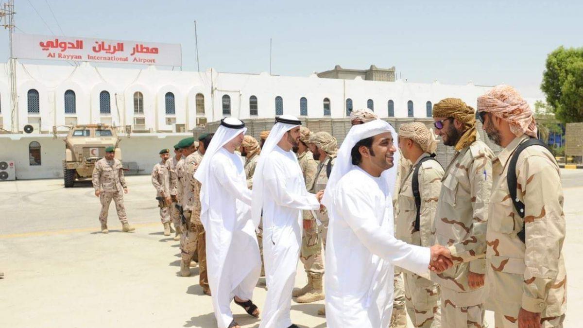 الإمارات اليمن المكلا حضرموت