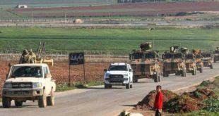 دوريات تركية وروسية مشتركة في إدلب