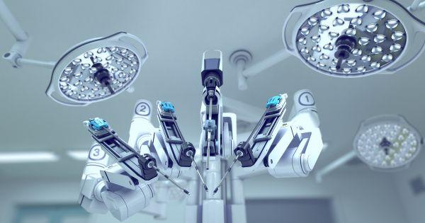 صورة هل يمكن للروبوت أن يحل مكان الطبيب في المستقبل