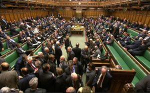 جلسة للبرلمان البريطاني
