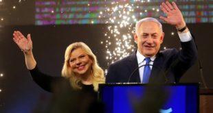 رئيس الوزراء الإسرائيلي بنيامين نتنياهو من اليمين المعارض للسلام مع الفلسطينيين