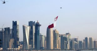 قطر تواجه الحصار الذي فرضته عليها الإمارات والسعودية منذ نحو سنتين