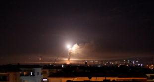 إسرائيل تقصف أهدافًا بشكل مستمر داخل سوريا
