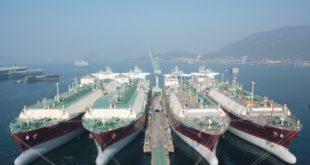 قطر تستحوذ على نحو 28٪ من السوق العالمي للغاز