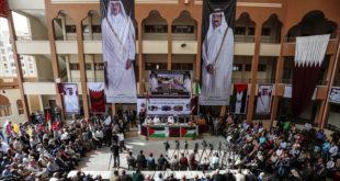 قطر نفذت مشاريع إغاثية وتنموية في قطاع غزة بنحو نصف مليار دولار