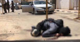 أحد قتلى الهجوم على المركز الأمني وسط السعودية