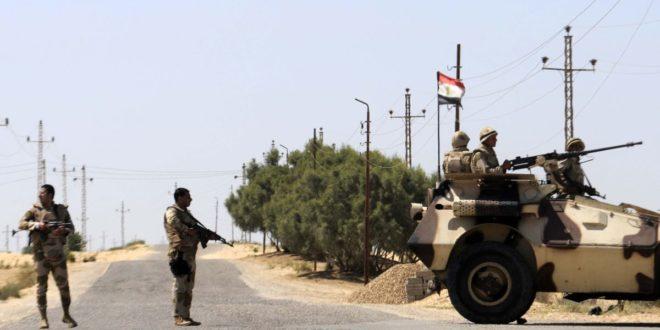 الجيش والأمن المصري في حرب مع مسحلين في سيناء منذ سنوات