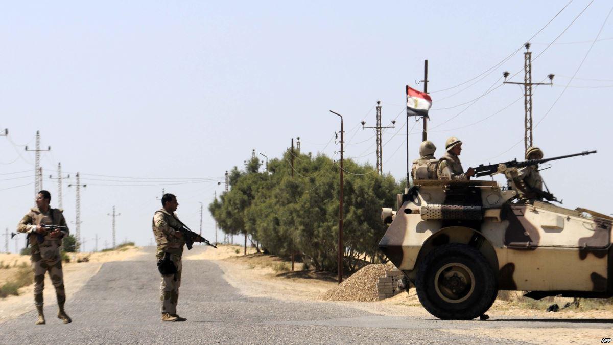 صورة 7 قتلى بينهم 4 من الشرطة بتفجير انتحاري في سيناء