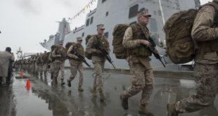 إعادة نشر القوات الأمريكية في الخليج يأتي في ظل تصاعد التوتر مع إيران