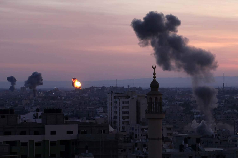 صورة حماس تكشف لأول مرة: الجنود الإسرائيليين الأسرى في غزة أصيبوا بقصف إسرائيلي