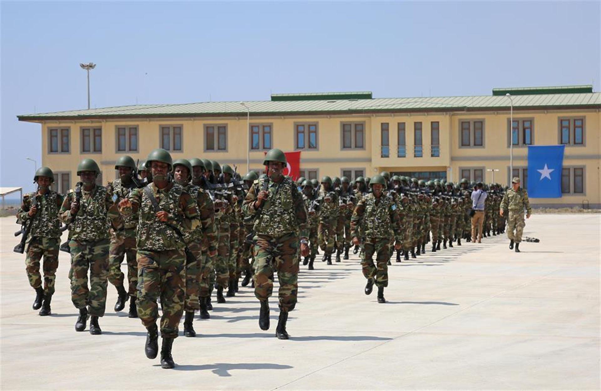 صورة الصومال تتهم بلدًا أجنبيًا بعملية تفجير شاحنة في مقديشو