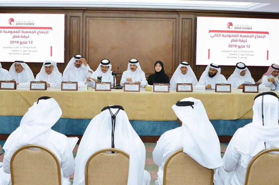 صورة 32 ألف شركة جديدة في قطر خلال عامي الحصار بنسبة نمو 34%