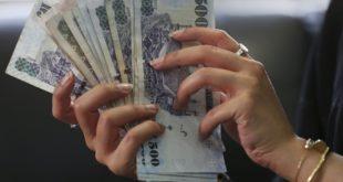 السعودية ستقترض 5 مليار دولار لسد العجز في الموازنة