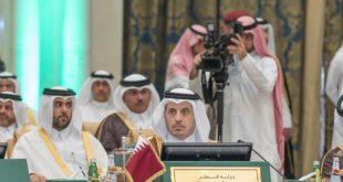 رئيس مجلس الوزراء وزير الخارجية القطري عبدالله بن ناصر بن خليفة آل ثاني
