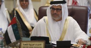 وزير الدولة في الإمارات للشؤون الخارجية أنور قرقاش