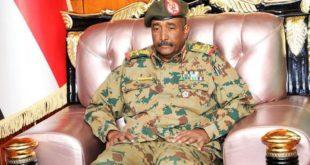 رئيس المجلس السيادي في السودان عبد الفتاح البرهان