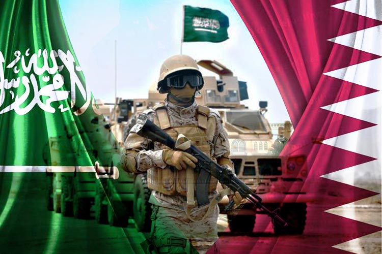 صورة صحيفة أمريكية: السعودية خططت لاحتلال قطر للاستيلاء على الغاز