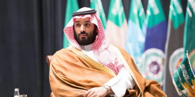 محمد بن سلمان ولي العهد في السعودية