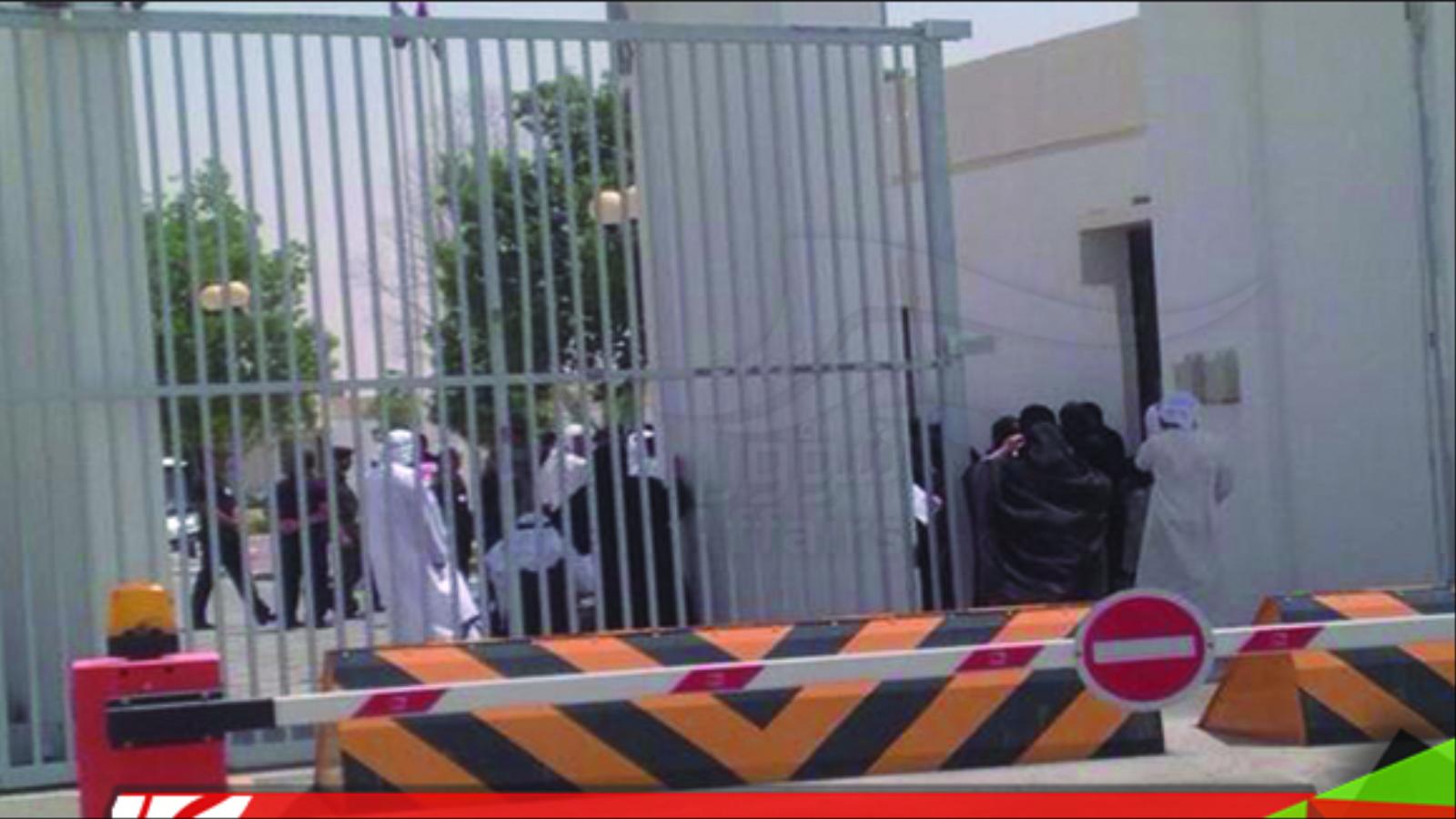 سجن في الإمارات