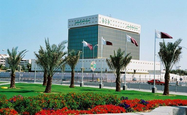البنك المركزي في قطر