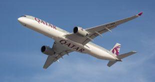 الخطوط الجوية القطرية حازت على ثقة المسافرين كأفضل شركة طيران من بين 300 شركة عالمية