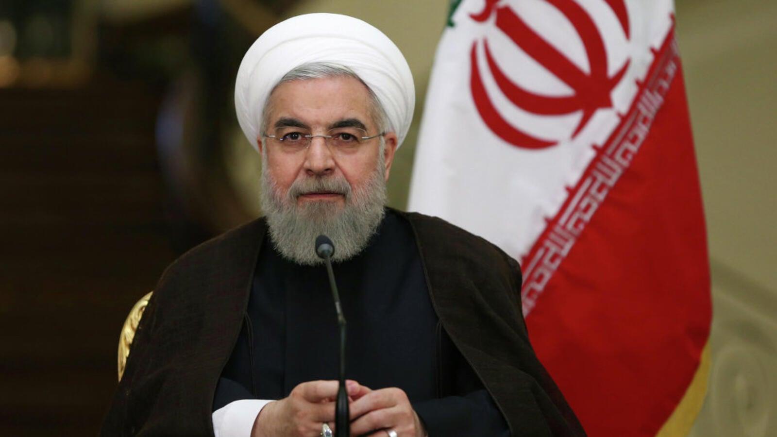 """صورة إيران تكشف عن """"ميزانية المقاومة"""" ضد العقوبات الأمريكية"""