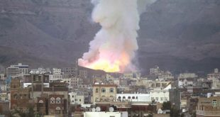 قصف لطائرات التحالف في اليمن (أرشيف)