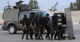 قوات أمن تتبع السلطة الفلسطينية
