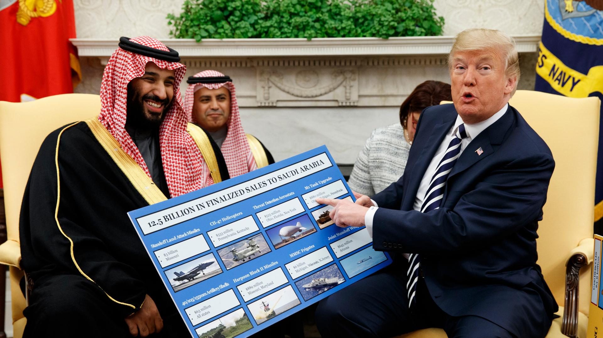 Photo of منظمة Really American تهاجم علاقة ترامب بالسعودية