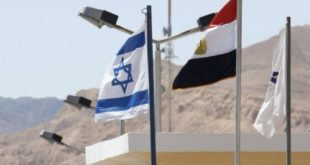 معبر حدودي بين مصر وإسرائيل