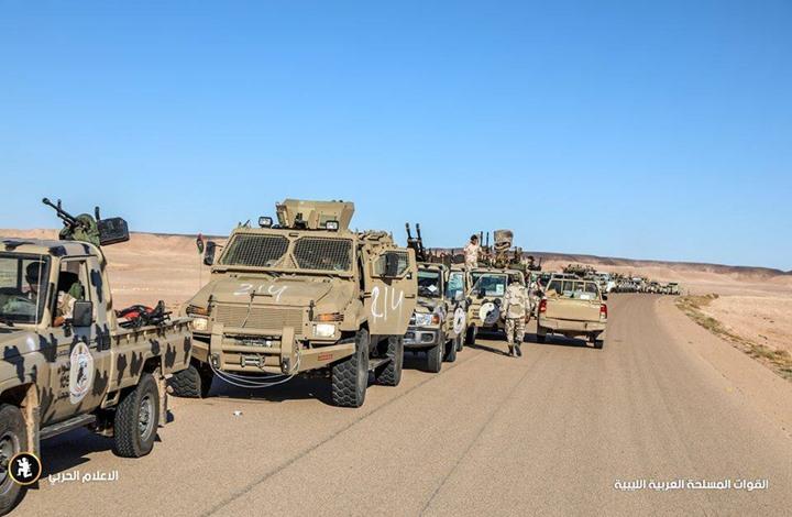 الإمارات دعمت قوات حفتر بالسلاح والمال والدعم اللوجستي
