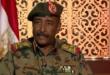 عبد الفتاح البرهان رئيس المجلس السيادي في السودان