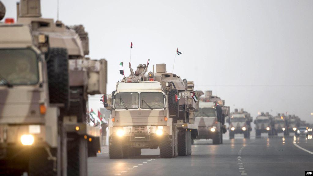القوات الإماراتية في اليمن سيطرت على المناطق الاستراتيجية