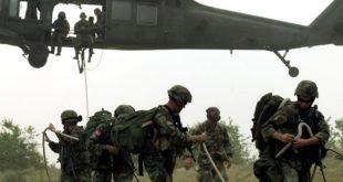 تنتشر قوات أمريكية في معظم دول الشرق الأوسط