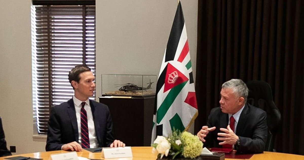 Photo of وزير الخارجية الأردني في زيارة لم يعلن عنها لرام الله