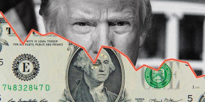 ترامب يرى أن خفض قيمة الدولار سيحسن الاقتصاد الأمريكي