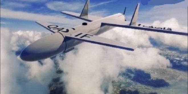 طائرة مسيرة يمتلكها الحوثيون قصفت مطار جازان جنوبي المملكة