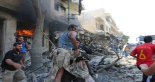 هجمات على إدلب