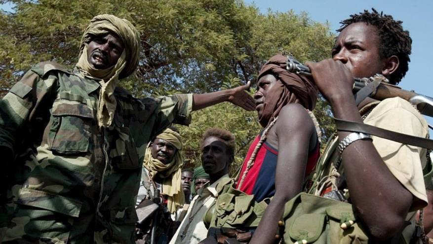 مقاتلون سودانيون يعملون كمرتزقة