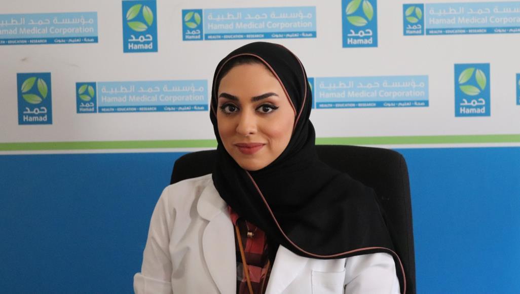 الطبيبة القطرية ريم السليمان